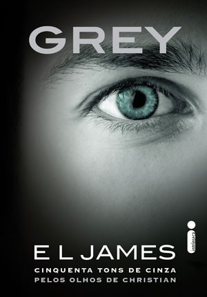 Capa de 'Grey', novo livro da saga '50 tons de cinza' (Foto: Divulgação/Intrínseca)