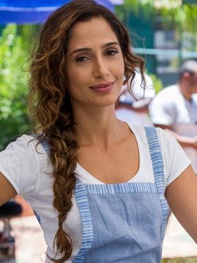 Camila Pitanga (Foto: Estevam Avellar - TVGlobo)