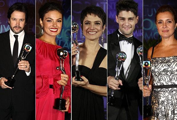 """Vencedores do """"Melhores do Ano"""" (Foto: Cláudio Andrade / Revista QUEM)"""