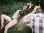 Maria Melilo diz que deixou de gostar de sexo selvagem: 'Mais romântica'
