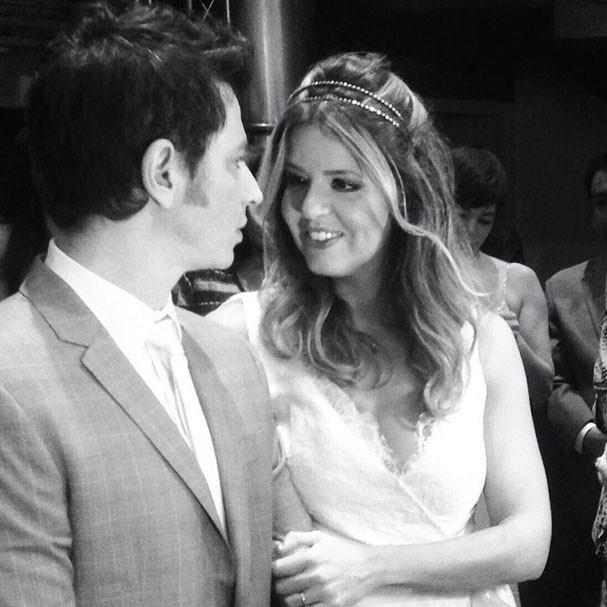 Mariana Santos se casa com Rodrigo Velloni (Foto: Reprodução/Instagram)