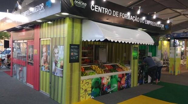 Centro de Formação do Empreendedor (Foto: Fabiano Candido)