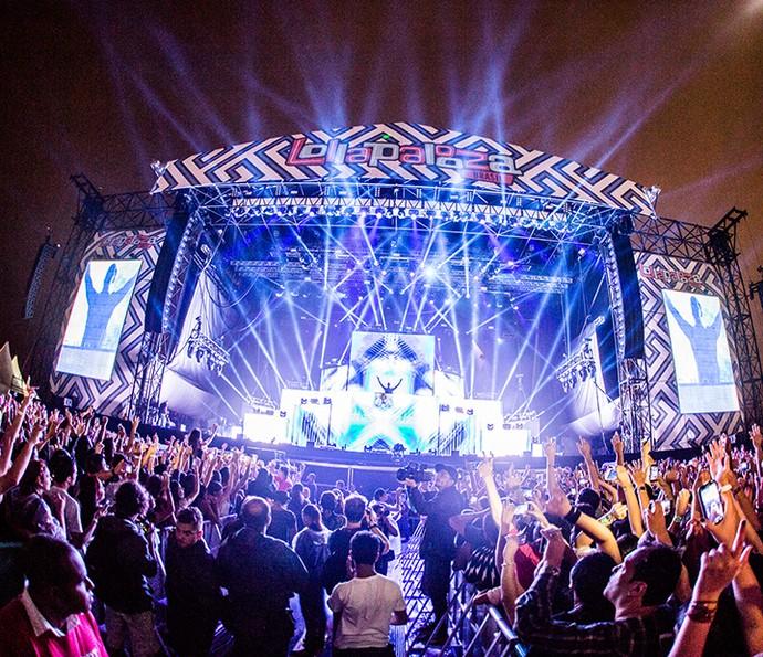 O Gshow vai transmitir os shows do Lollapalooza  (Foto: Divulgação)