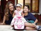 Aos 41 anos e mãe de dois, Nívea Stelmann afirma: 'Fechei a fábrica'
