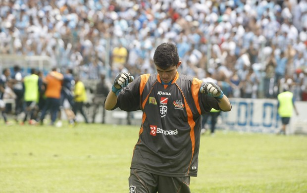 São Francisco fez uma grande partida contra o Remo (Foto: Tarso Sarraf/O Liberal)
