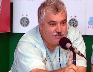 Gersinho, auxiliar-técnico de Vadão no Guarani (Foto: Reprodução / EPTV)