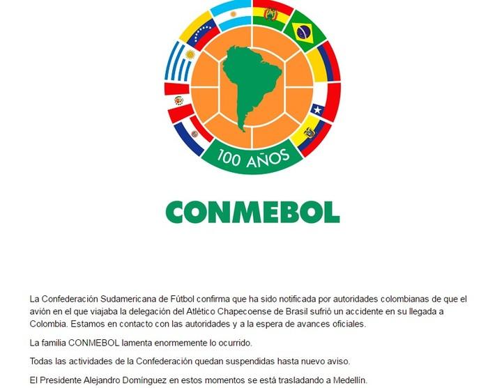 Conmebol (Foto: Conmebol)