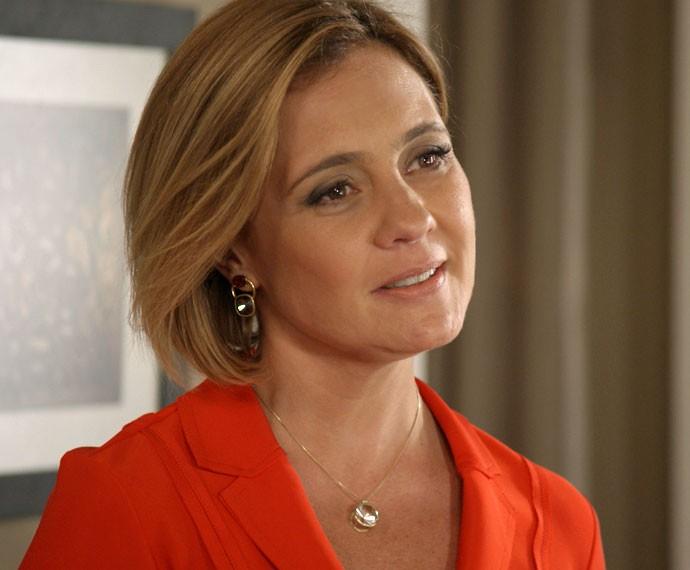 Inês arma mais uma para Beatriz (Foto: TV Globo)