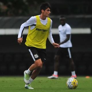 Léo Cittadini, Santos (Foto: Ivan Storti/Santos FC)