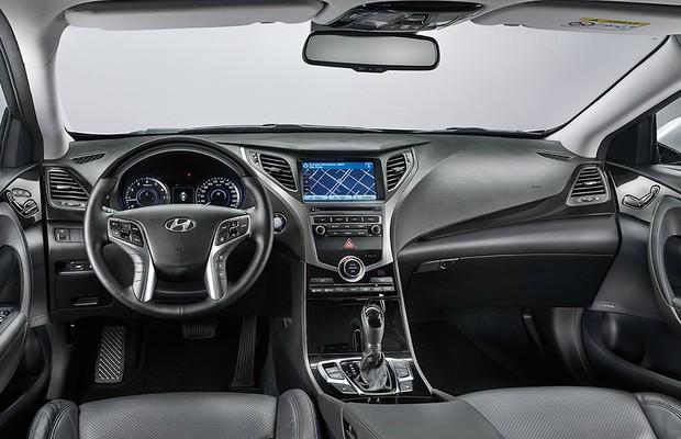 Avaliação: Hyundai Azera 3.0 V6 2015