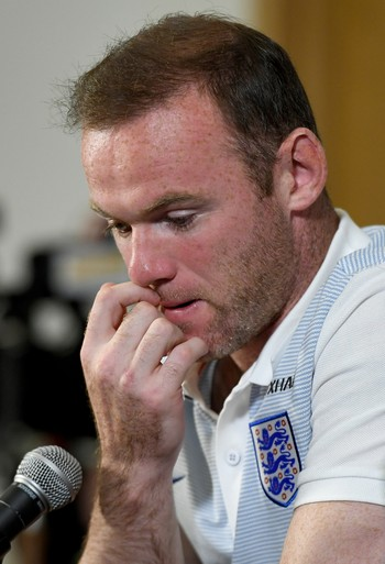 Rooney seleção da Inglaterra (Foto: AFP)