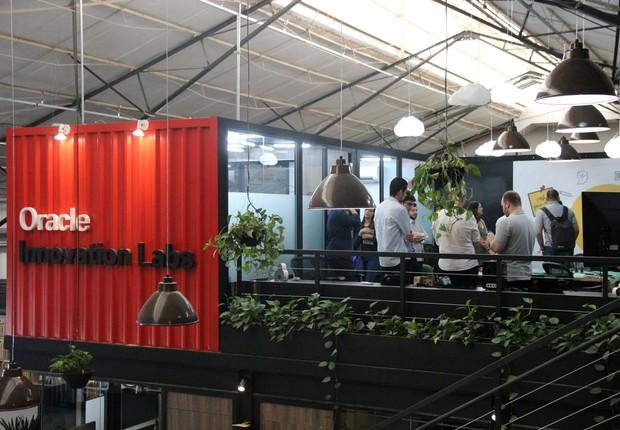 Innovation Labs é a nova aposta da Oracle para criação de soluções inovadoras no mercado (Foto: Divulgação)