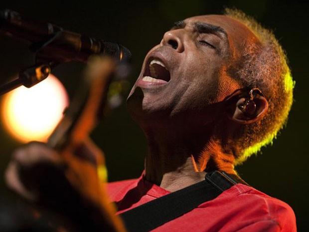 Gil em Montreux (Foto: Reuters )