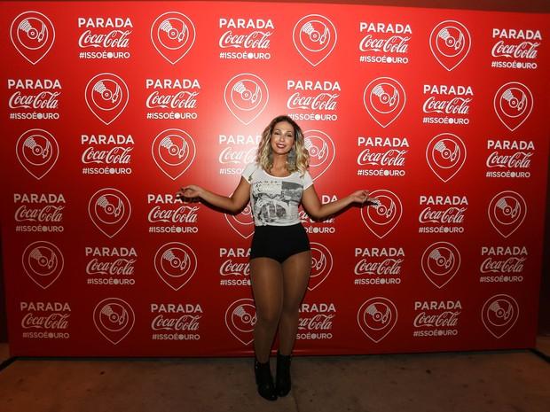 Valesca Popozuda em evento no Rio (Foto: Marlon Falcão/ Divulgação)