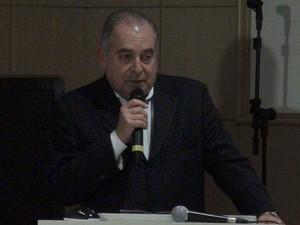 Presidente da Rede Bahia destacou importância de João Ubaldo (Foto: Lilian Marques/G1)