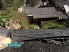 Moradores de encosta em Franco da Rocha querem muro de arrimo