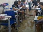 Pais 'fecham' escola em MT por falhas na estrutura apontadas pelo Crea
