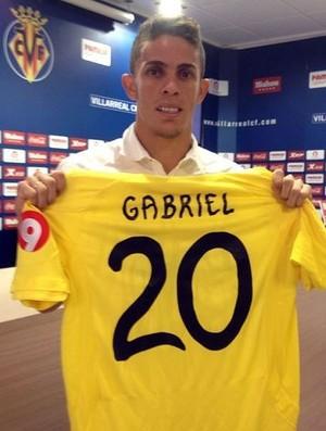 Gabriel Paulista é apresentado pelo Villareal (Foto: Arquivo pessoal)