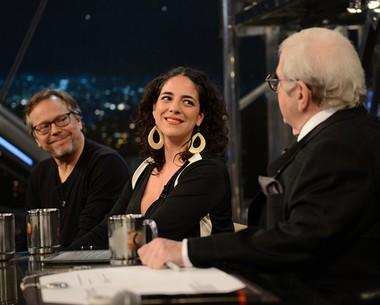 Martha Nowill será namorada de Paolla Oliveira: 'Fui obrigada' (Ricardo Martins/Programa do Jô)