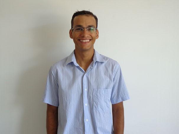 O engenheiro Gustavo Meirelles (Foto: Acervo Pessoal)