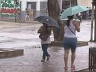 Grandes volumes de chuva devem cair no Acre nesta terça-feira (14)