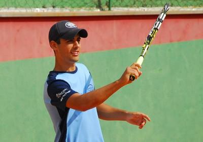 Rodrigo Caruso do Amaral Tenista Tênis Piracicaba (Foto: Eduardo Castellari / Tottispin)