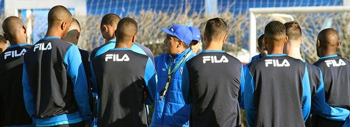 Avaí apresenta (Foto: André Palma Ribeiro/Avaí F.C.)
