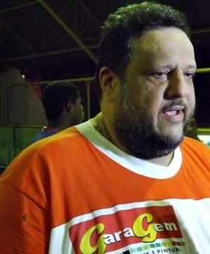 Paulo Cristófani, técnico do Crensa (Foto: Divulgação)