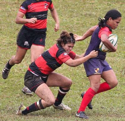 Delta Rugby no Brasileiro de Sevens  (Foto: Luiz Pires/FOTOJUMP)