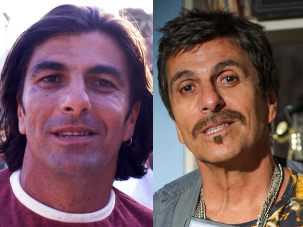 Evandro Mesquita interpretou o personagem Joel (Foto: Vídeo Show / Gshow)