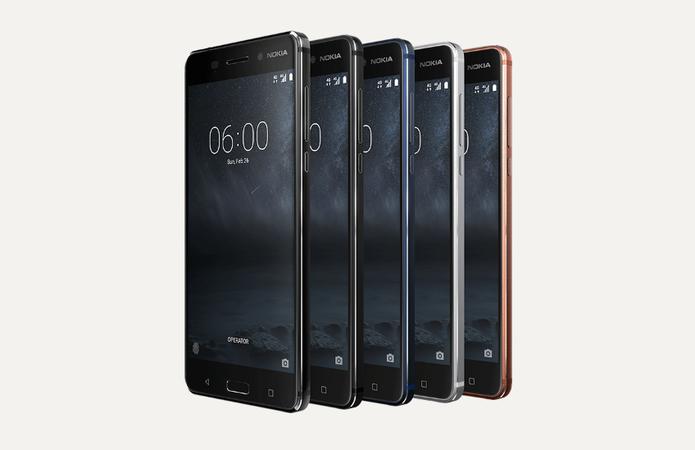 Nokia 6 será vendido para todos os países (Foto: Divulgação/Nokia)