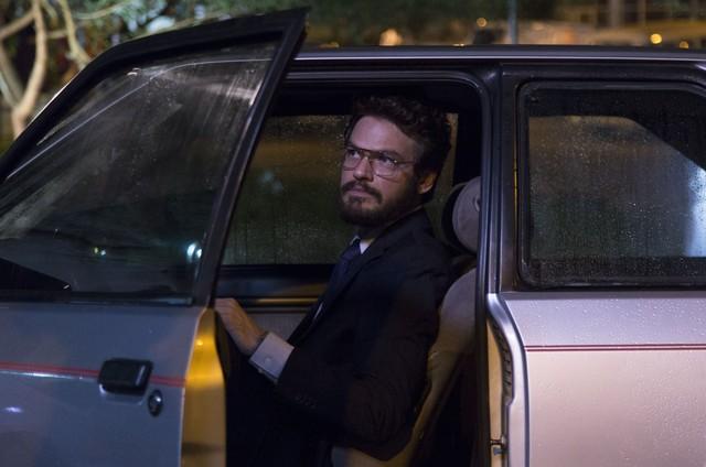 Emilio Dantas no filme 'O paciente' (Foto: Desirée do Valle)