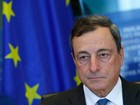 Draghi, do BC europeu, dá apoio cauteloso à Grécia