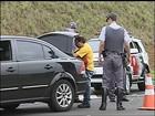 Polícia faz operação em busca de suspeitos de crimes em Bauru