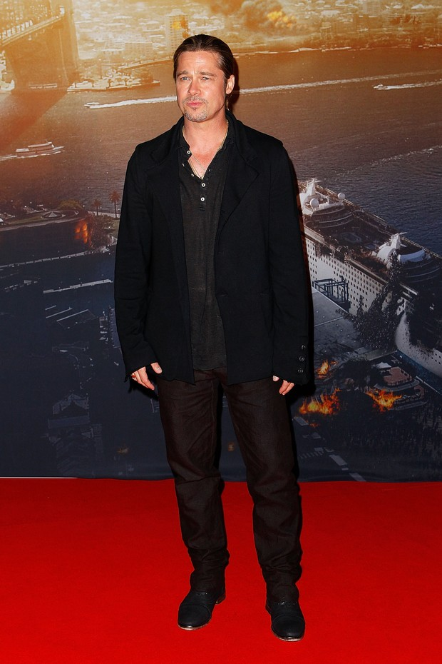 Brad Pitt (Foto: Getty Images/ Agência)