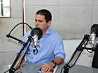 Candidato Marcelo Ramos participa de entrevista na Rádio Amazonas FM