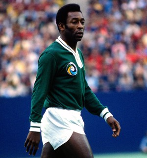 pele cosmos (Foto: Getty Images)