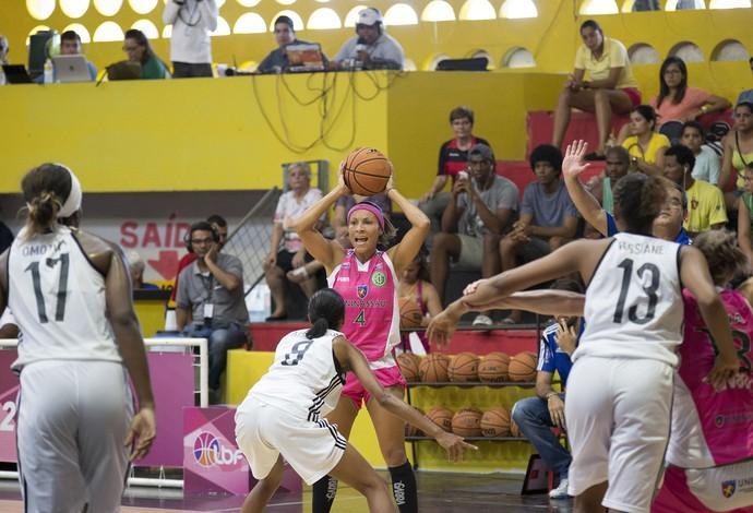 América  x Sport Recife pela LBF (Foto: Robson Neves/Divulgação)