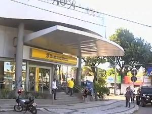 Banco do Brasil (Foto: TV Verdes Mares/Reprodução)