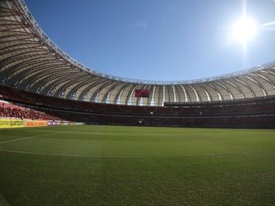 Inter x Atlético-MG Beira-Rio torcida (Foto: Diego Guichard/GloboEsporte.com)