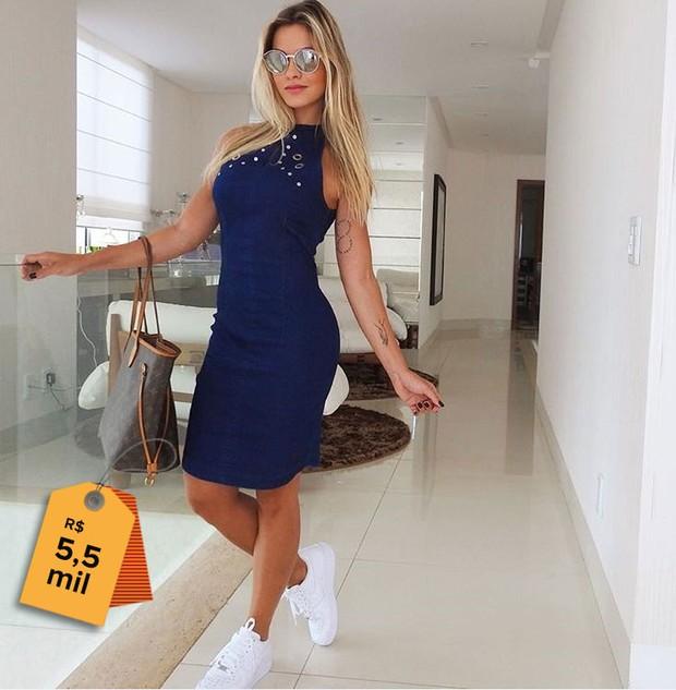 58b79fece EGO - Coleção de bolsas grifadas de Andressa Suita vale mais de R ...
