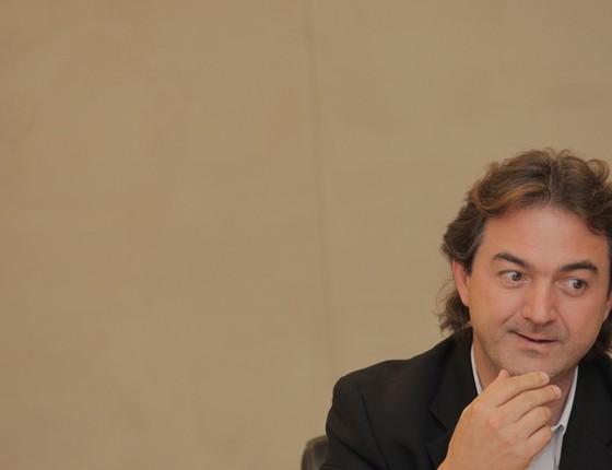 Joesley Batista, dono do Grupo JBS (Foto: Agência O Globo)