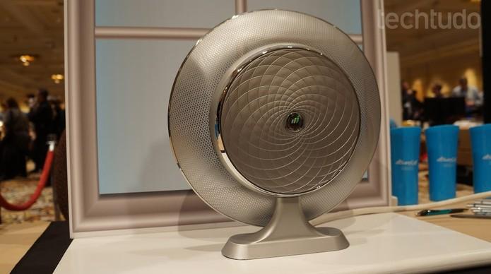 Ventilador que turbina o 3G (Foto: Marlon Câmara / TechTudo)