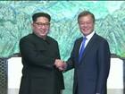 Líderes das Coreias do Norte e do Sul se reúnem para conversa cara a cara