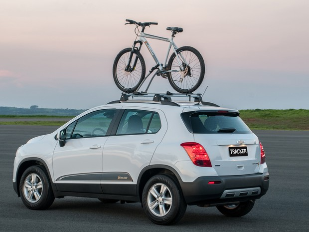 Chevrolet Tracker Freeride (Foto: Divulgação)