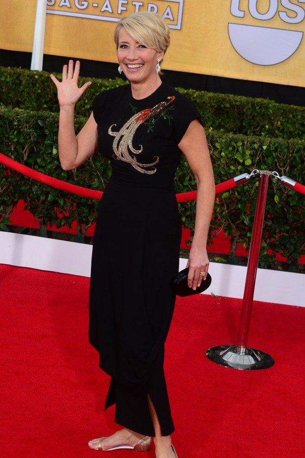 SAG Awards - Emma Thompson (Foto: AFP)