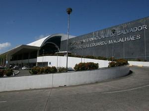 O Aeroporto Internacional de Salvador (Foto: Mila Cordeiro/Creative Commons)