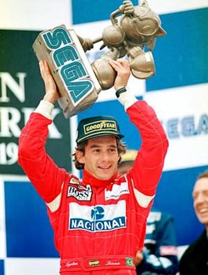 Ayrton Senna Donington Park 1993