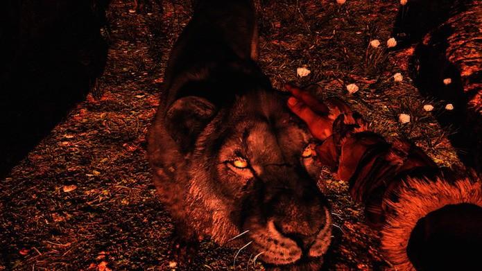 Far Cry Primal: prepare-se para encarar os segredos da floresta no período noturno (Foto: Reprodução/Victor Teixeira)