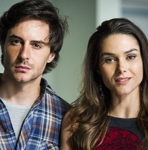 tozzi e fernanda (Foto: TV Globo / João Miguel Jr)